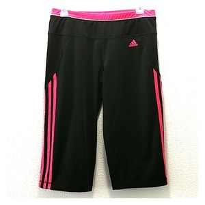 Adidas Women's Cropped Track Pants M